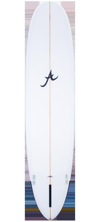 Aloha-Fun-Division-Longboard-PU-Clear-FCSII-ECONO-2017-back